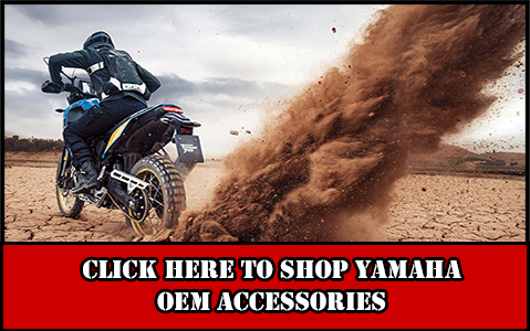 Shop Yamaha OEM Accessories